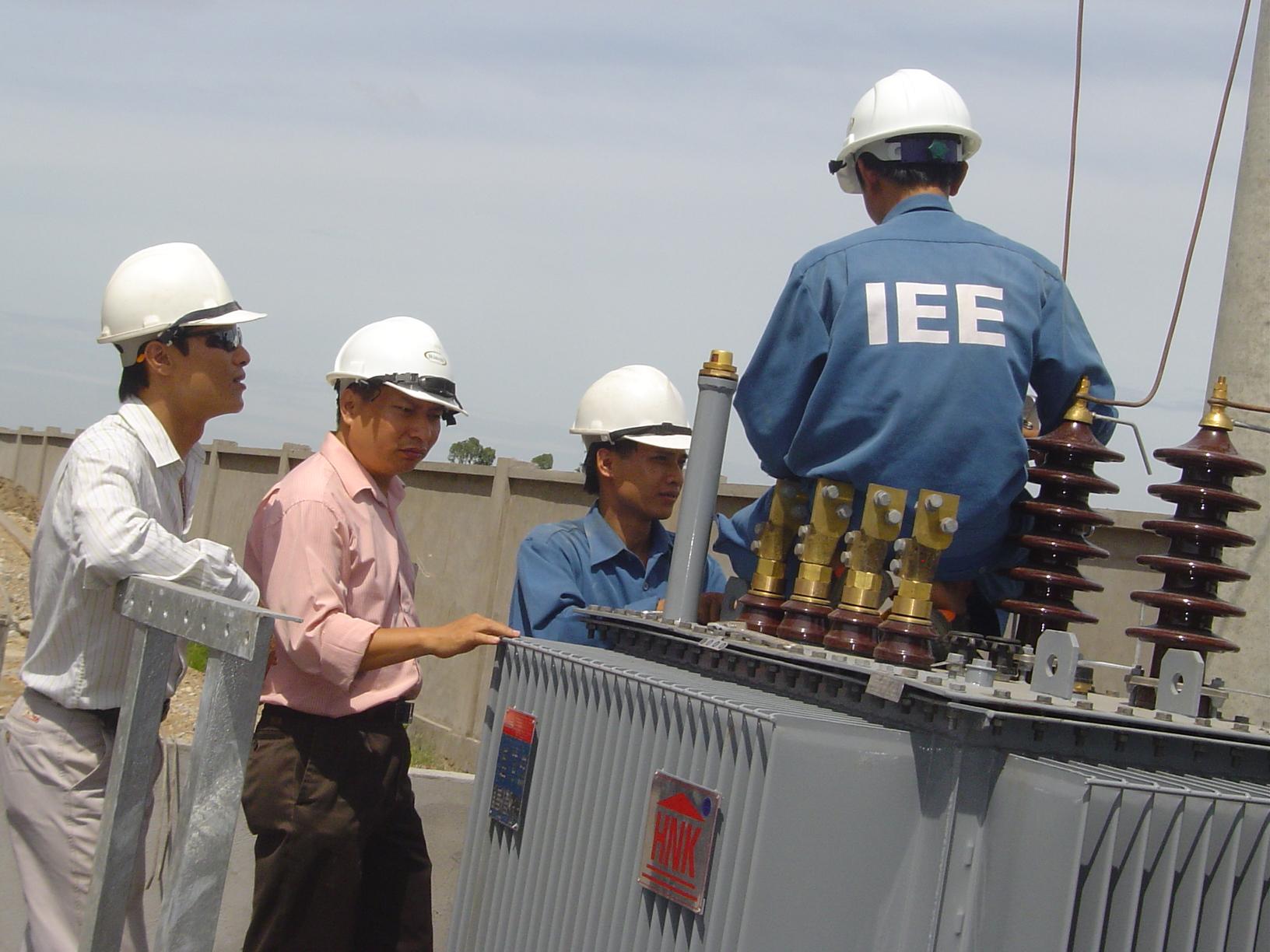 Nhà máy điện Uông Bí